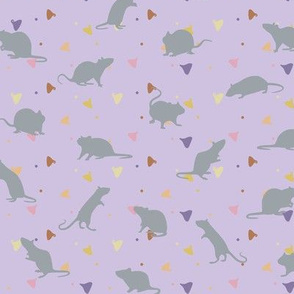 Rats and Yogies - Berry RB