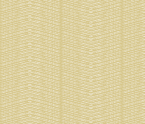Polka Chevron Butter fabric by bluebirdcoop on Spoonflower - custom fabric