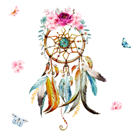 """8"""" Dreaming of Spring - Dream Catcher fabric - shopcabin ..."""