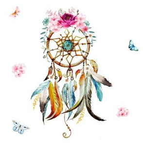 "8"" Dreaming of Spring - Dream Catcher"