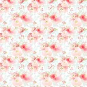 Pink Plush Florals C