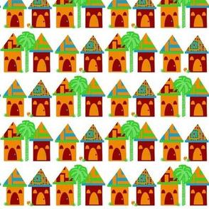 Beach House Stripes