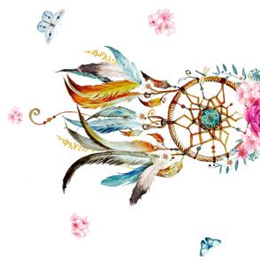 Dreaming of Spring / Dream Catcher