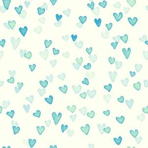 huggable heart confetti  ♥