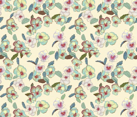 Rpansies_on_cream_-_smaller_shop_preview