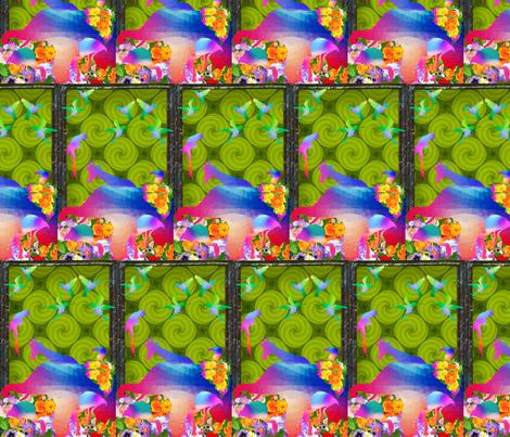 fabric by exquisitepeach_ on Spoonflower - custom fabric
