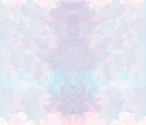 Society6_PastelStars-01 fabric by brinatoothtiger on Spoonflower - custom fabric