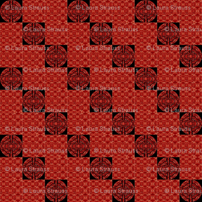Large Red Hanko