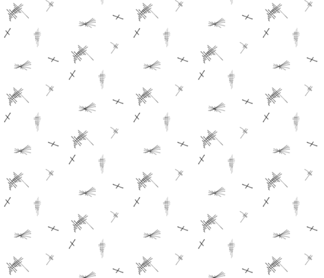 Cross fabric by jessica_freidt on Spoonflower - custom fabric