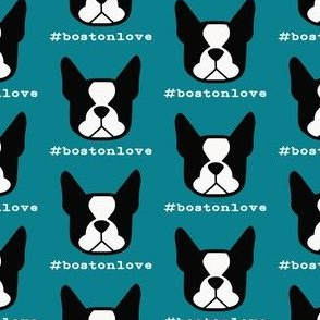 Boston Terriers + your heart =