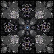 Flora Crown Pattern