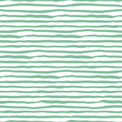 She is Fierce / Green Stripes / MIX & MATCH