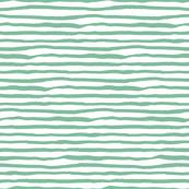 She is Fierce / Green Stripes / MIX & MATCH