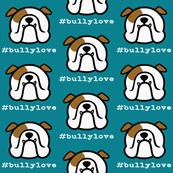 English Bulldogs + your heart = bullylove