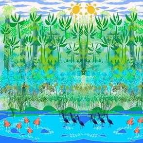 BUCKFEET_RAIN_FOREST__