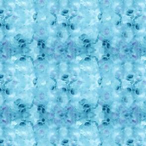 watercolor aquamarine abstract