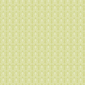 Volutes pattern