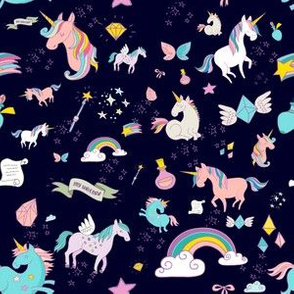 Unicorn Dreams 5