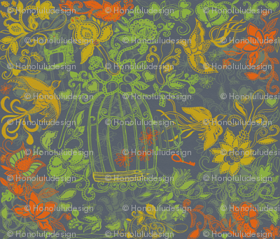 Design with removal of spoonflower logo