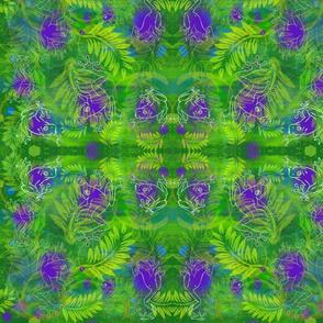 Tie Dye Rainforest Frogs