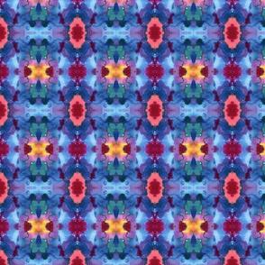 watercolor galaxy kaleidoscope - 2