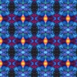 watercolor galaxy kaleidoscope - 4