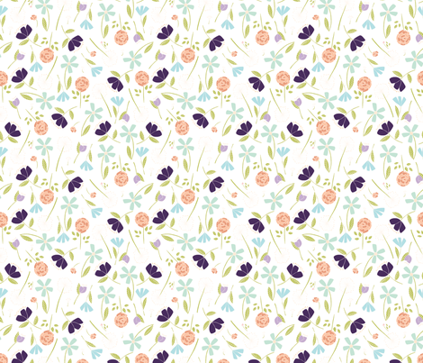 Spring Fever fabric by valeri_nick on Spoonflower - custom fabric