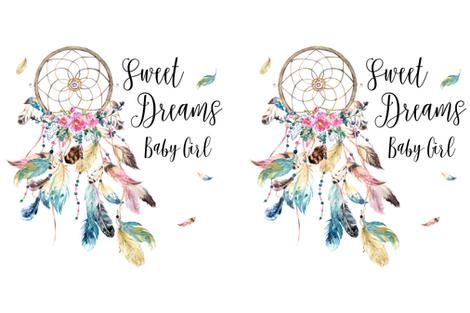 2 to 1 Yard Minky / Sweet Dreams Baby Girl fabric by shopcabin on Spoonflower - custom fabric