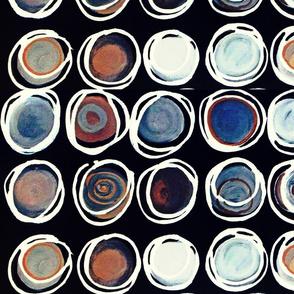 Metalic Circles
