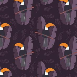 Proud toucan 001