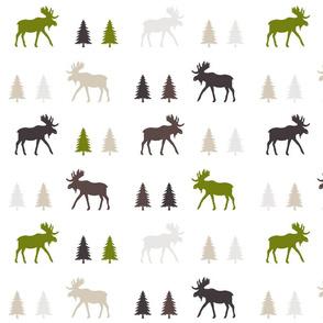 earthy moose trot