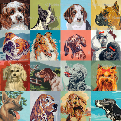 Paint By Numbers Dogs small