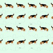 Official Sleepytown Beagles Design