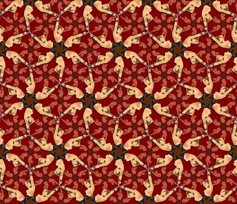 eloise fabric by hannafate on Spoonflower - custom fabric