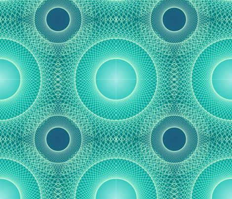 geo fabric by bernies_bounty on Spoonflower - custom fabric