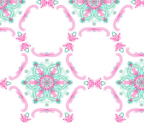 Spring Geo fabric by kegilligan-smith on Spoonflower - custom fabric