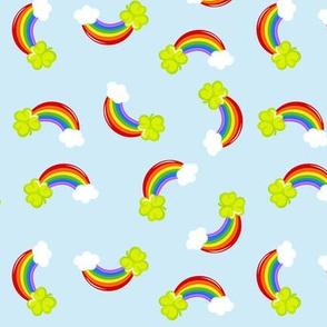 Shamrock Rainbows