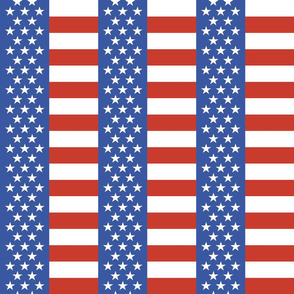 Classic Flag - Wee Stripes and Stars