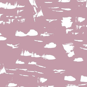 Messy paint marble spots and dots abstract marble paint in soft lilac