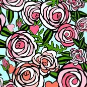 Pop Roses Garden