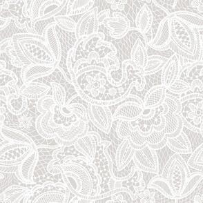 lace // pantone 169-2