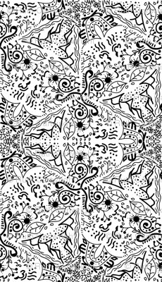 Mandala the seasons