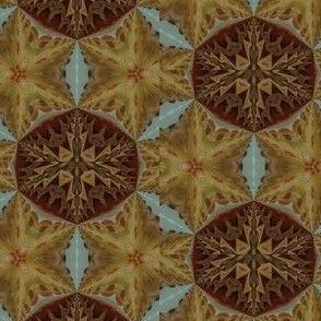 Kaleidoscope stars