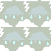Rainy Day - Grey