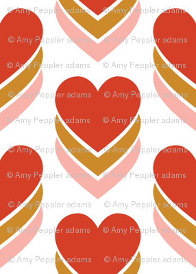 Sweethearts* || heart candy hearts valentine valentines day love pop art