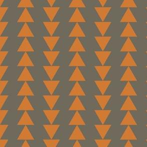 Arrows - Rust, Clay