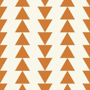 Arrows - Rust, Ivory