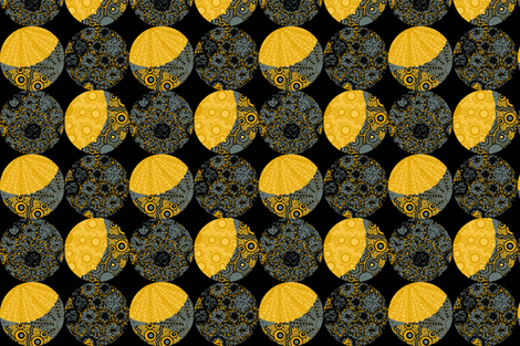Eclipse fabric by lfntextiles on Spoonflower - custom fabric