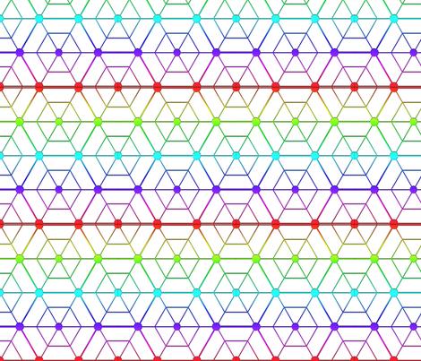 Geo Patterns fabric by gnarllymamadesigns on Spoonflower - custom fabric