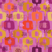 Mod Java Wordmark